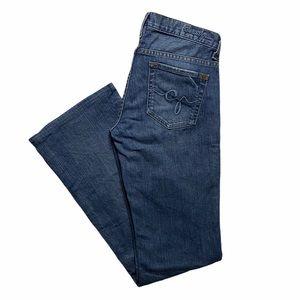 GUESS Women's Foxy Flare Leg Jeans | 10
